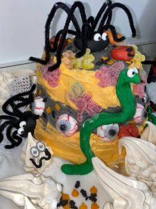 Halloween Fun at Evendine House
